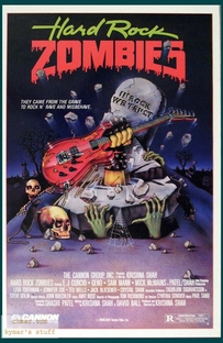 Hard Rock Zombies - Poster / Capa / Cartaz - Oficial 1