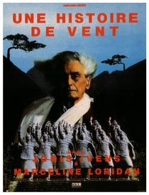 Uma História do Vento - Poster / Capa / Cartaz - Oficial 1