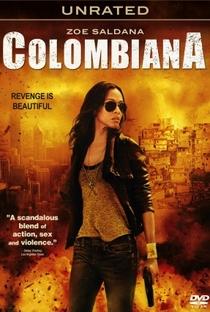 Colombiana - Em Busca de Vingança - Poster / Capa / Cartaz - Oficial 5