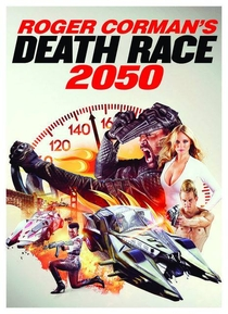 Corrida Mortal 2050 - Poster / Capa / Cartaz - Oficial 2
