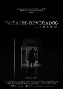 Paisagens Devoradas - Poster / Capa / Cartaz - Oficial 1