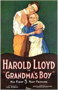 Grandma's Boy - Poster / Capa / Cartaz - Oficial 1