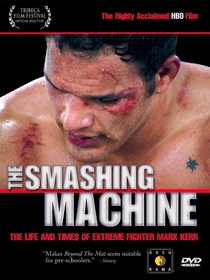 Smashing Machine - Poster / Capa / Cartaz - Oficial 1