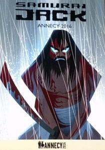 Samurai Jack (5ª Temporada) - Poster / Capa / Cartaz - Oficial 1