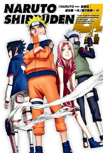 Naruto Shippuden (9ª Temporada) - Poster / Capa / Cartaz - Oficial 2