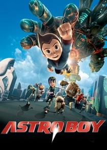 Astro Boy - Poster / Capa / Cartaz - Oficial 4