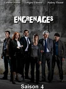 Engrenages (4° Temporada) - Poster / Capa / Cartaz - Oficial 1