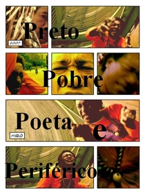 Miró: Preto, Pobre, Poeta e Periférico - Poster / Capa / Cartaz - Oficial 1