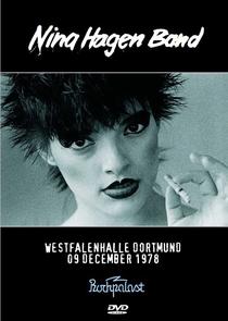 Nina Hagen - Rockpalast - Poster / Capa / Cartaz - Oficial 1