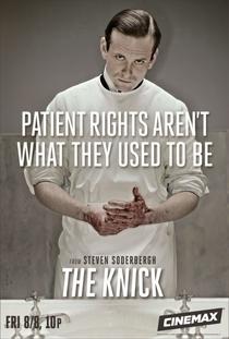 The Knick (1ª Temporada) - Poster / Capa / Cartaz - Oficial 5