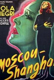 Moscou-Shanghai - Poster / Capa / Cartaz - Oficial 1