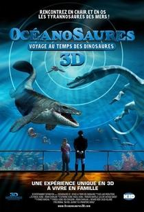 Sea Rex: Jornada ao Mundo Pré-Histórico 3D - Poster / Capa / Cartaz - Oficial 3