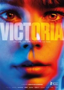 Victoria - Poster / Capa / Cartaz - Oficial 1