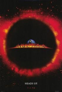 Armageddon - Poster / Capa / Cartaz - Oficial 4