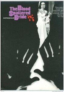 The Blood Spattered Bride - Poster / Capa / Cartaz - Oficial 1