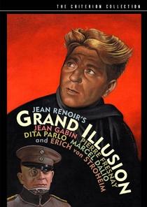 A Grande Ilusão - Poster / Capa / Cartaz - Oficial 1