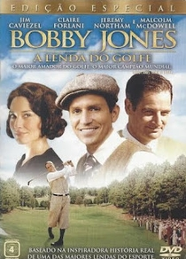 Bobby Jones: A Lenda do Golf - Poster / Capa / Cartaz - Oficial 2