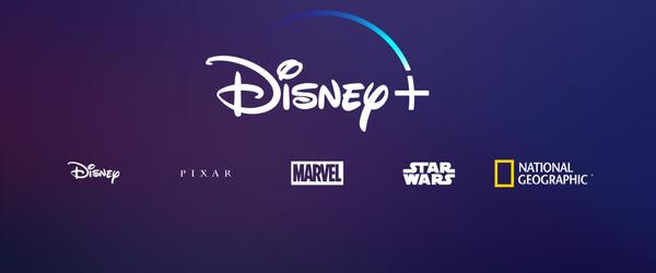 Disney+, o serviço de streaming da Disney, chega em 2019