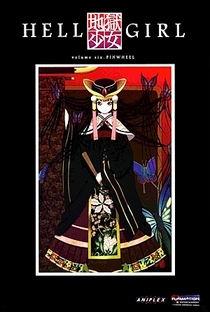 Jigoku Shoujo (3ª Temporada) - Poster / Capa / Cartaz - Oficial 2