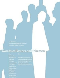 Swordswallowers and Thin Men - Poster / Capa / Cartaz - Oficial 1