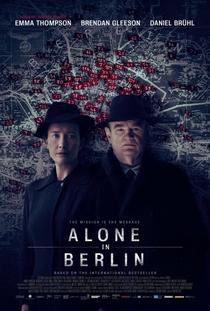 Sozinhos em Berlim - Poster / Capa / Cartaz - Oficial 1