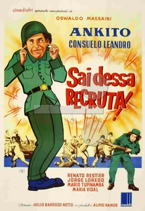 Sai dessa, recruta - Poster / Capa / Cartaz - Oficial 1