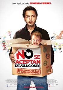 Não Aceitamos Devoluções - Poster / Capa / Cartaz - Oficial 2