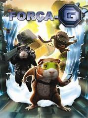 Força G - Poster / Capa / Cartaz - Oficial 9