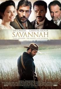 Savannah - Poster / Capa / Cartaz - Oficial 1