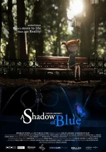 Uma Sombra Azul - Poster / Capa / Cartaz - Oficial 1