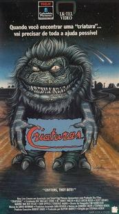 Criaturas - Poster / Capa / Cartaz - Oficial 5