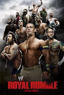 WWE Royal Rumble 2014 - Poster / Capa / Cartaz - Oficial 1