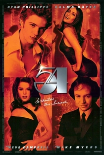 Studio 54 - Poster / Capa / Cartaz - Oficial 2