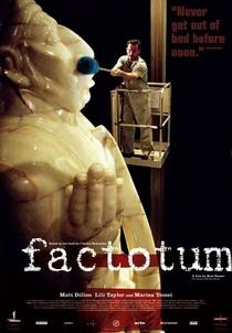 Factotum - Sem Destino - Poster / Capa / Cartaz - Oficial 5