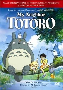 Meu Amigo Totoro - Poster / Capa / Cartaz - Oficial 5