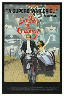 Soldado de Laranja - Poster / Capa / Cartaz - Oficial 7