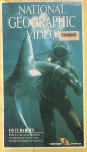National Geographic Vídeo - Os Tubarões - Poster / Capa / Cartaz - Oficial 1