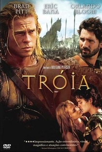 Tróia - Poster / Capa / Cartaz - Oficial 2