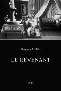 Le Revenant - Poster / Capa / Cartaz - Oficial 1