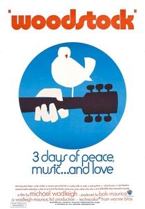 Woodstock - 3 Dias de Paz, Amor e Música - Poster / Capa / Cartaz - Oficial 1