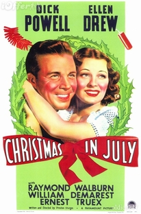 Natal em Julho - Poster / Capa / Cartaz - Oficial 1