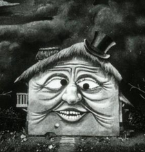 A Casa Assombrada - Poster / Capa / Cartaz - Oficial 2