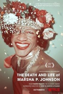 A Morte e Vida de Marsha P. Johnson - Poster / Capa / Cartaz - Oficial 1