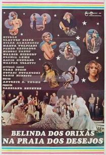 Belinda dos Orixás na Praia dos Desejos - Poster / Capa / Cartaz - Oficial 1