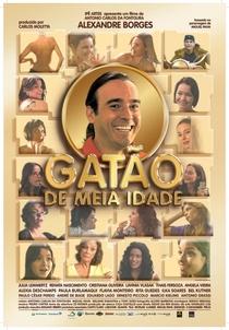 Gatão de Meia Idade - Poster / Capa / Cartaz - Oficial 2