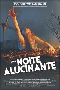 Uma Noite Alucinante: A Morte do Demônio - Poster / Capa / Cartaz - Oficial 3