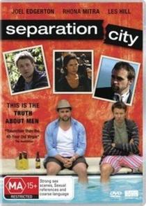 Cidade da Separação - Poster / Capa / Cartaz - Oficial 3