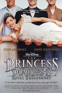 O Diário da Princesa 2: Casamento Real - Poster / Capa / Cartaz - Oficial 4