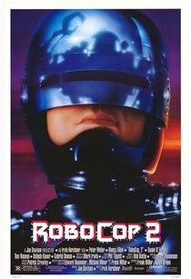 RoboCop 2 - Poster / Capa / Cartaz - Oficial 1