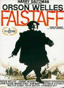 Falstaff - O Toque da Meia Noite - Poster / Capa / Cartaz - Oficial 6